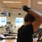 Bicepsövning